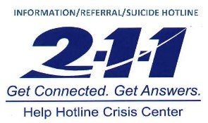 211 Ask for help image.