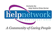 Logo for Help Network of Northeast Ohio.